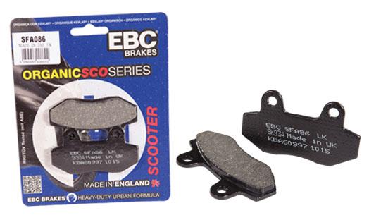 EBC BRAKE PAD FA-86HH